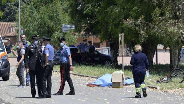 Ataque a tiro perto de Roma mata 1 idoso e 2 crianças