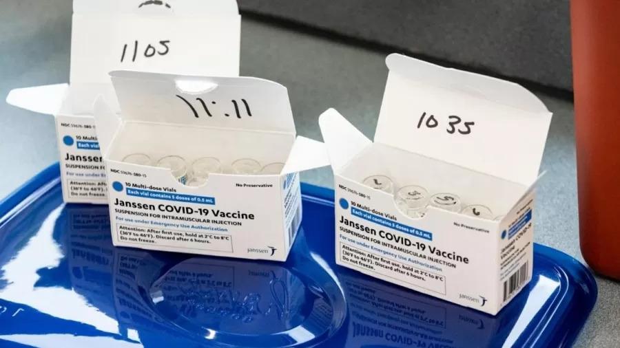 África do Sul descartará dois milhões de vacinas da Janssen