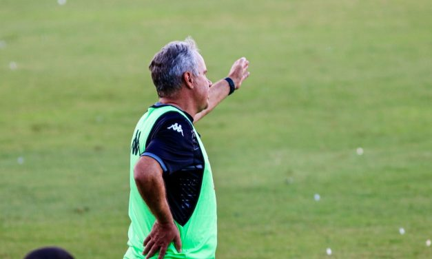 """Bonamigo diz que Remo não impôs jogo e afirma: """"temos que consertar alguns erros"""""""