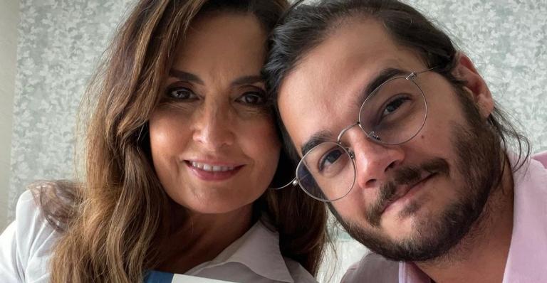 Fátima Bernardes fala sobre convivência com Túlio Gadêlha na pandemia