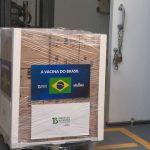Butantan entrega mais 1 milhão de doses da CoronaVac ao Ministério da Saúde nesta segunda