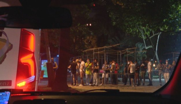 Organizadores de festa fretam ônibus para a Baixada a fim de burlar a fiscalização
