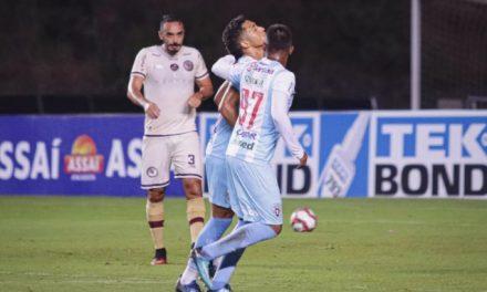 """Apesar da vitória, Marlon diz que Paysandu precisa melhorar: """"não quer dizer que está tudo bem"""""""
