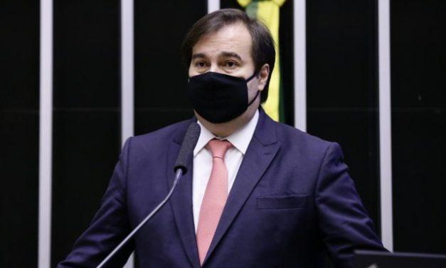 Executiva Nacional do DEM expulsa ex-presidente da Câmara Rodrigo Maia do partido