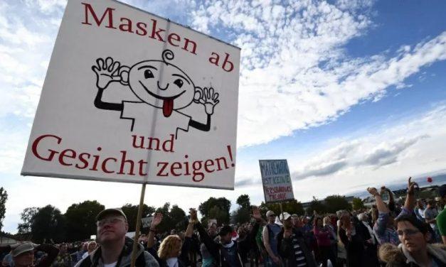 Alemanha vê protestos contra lockdown como insufladores da extrema-direita