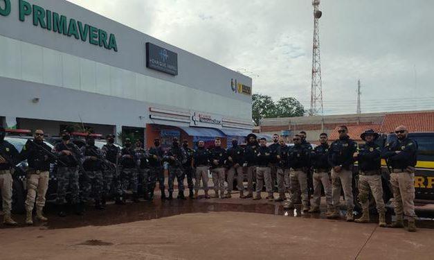 Após impasse, Polícia Militar se desloca para escoltar líderes Munduruku ameaçados por garimpeiros