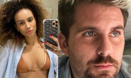 """Ex-bailarina do Faustão rebate provocação de Thiago Gagliasso: """"Chutei um bolsominion"""""""