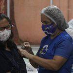 No Pará, 3.552.037 doses da vacina contra a covid-19 foram enviadas aos municípios