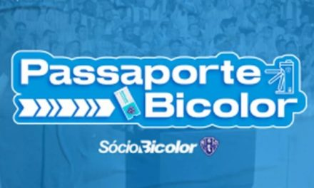 """No aguardo da liberação de público nos estádios, Paysandu lança o """"Passaporte Bicolor"""""""