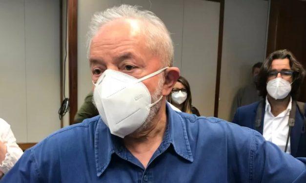 """2022: """"Tem de lançar um só não, tem de lançar dez"""", diz Lula sobre 3ª via"""