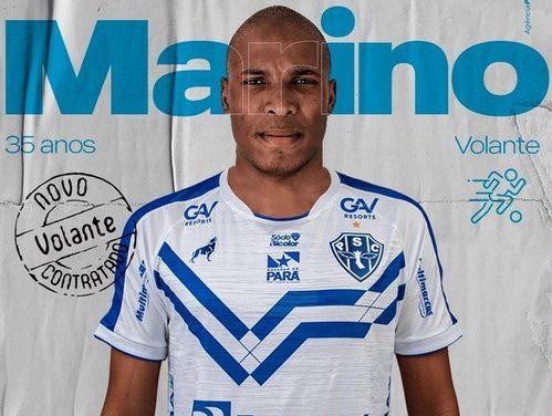 Campeão da Copa Verde pelo Cuiabá em 2019, volante acerta com o Paysandu para a Série C
