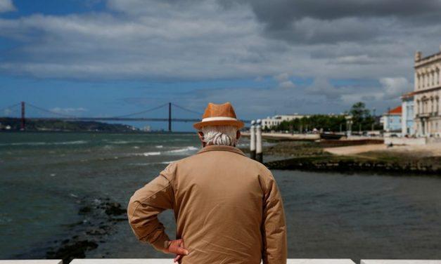 Lisboa novamente confinada pela pandemia