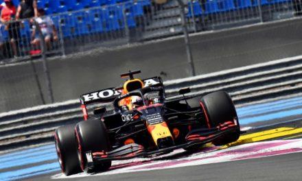 F1: Verstappen faz a pole do GP da França e terá Hamilton ao seu lado