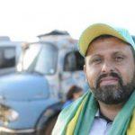 Caminhoneiros marcam greve para 25 de julho