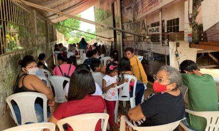 Veja a programação da Carreta da Saúde para este fim de semana em Tailândia