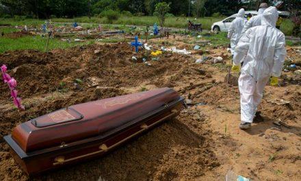 Jovens de 22 e 26 anos morrem vítimas da covid-19 no Pará