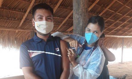 62% dos indígenas na Amazônia estão vacinados contra Covid; AC e PA têm aldeias com baixa adesão