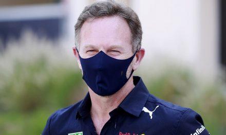 "F1: Horner brinca que Red Bull ""dará cabelos brancos"" a Wolff em 2021"