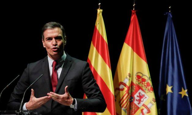 Governo espanhol anuncia indulto a 9 separatistas catalães