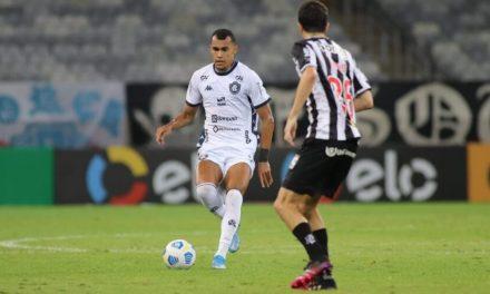 Zagueiro quer Clube do Remo voltando a vencer na Série B