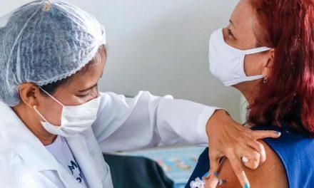 Vacinômetro contabiliza a aplicação de 3.053.361 doses no Pará