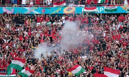 Cedendo a líder de extrema-direita, Uefa proíbe símbolo LGBT em estádio