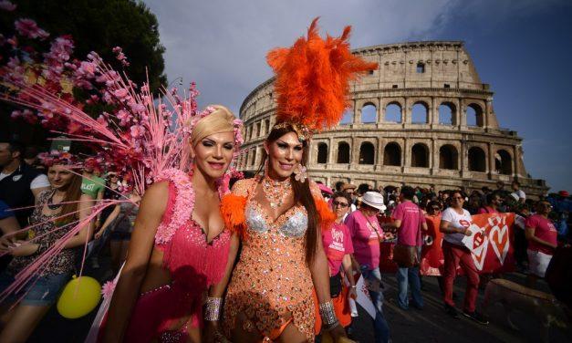 Vaticano se opõe a projeto de lei contra homofobia na Itália
