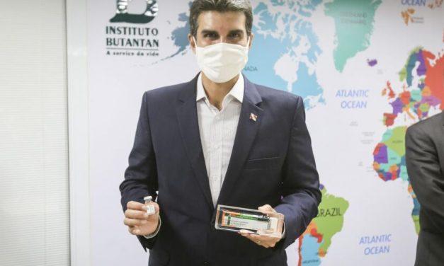 Pará recebe nova remessa e chega a 4 milhões de vacinas