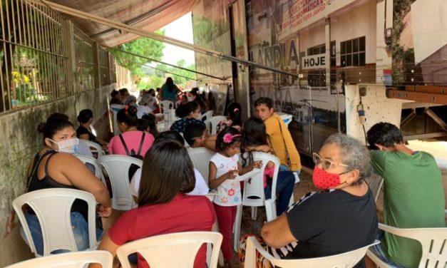 Confira a agenda da Carreta da Saúde neste fim de semana em Tailândia