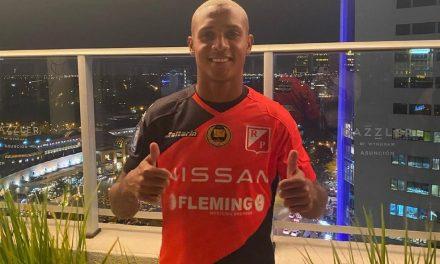 """No River Plate-PAR, Goularte fala em voltar ao Paysandu no futuro: """"Criei um carinho enorme"""""""
