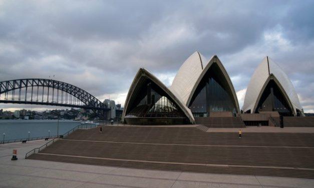 Sydney entra em lockdown de duas semanas contra a Covid-19