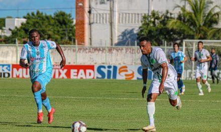 Paysandu vence o Floresta no interior do Ceará e entra no G-4 da Série C