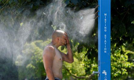 Canadá registra temperatura recorde de 46,6°C; onda de calor também atinge noroeste dos EUA