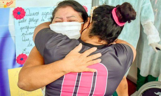 Estado do Pará ultrapassa a marca de 450 mil recuperados da Covid-19