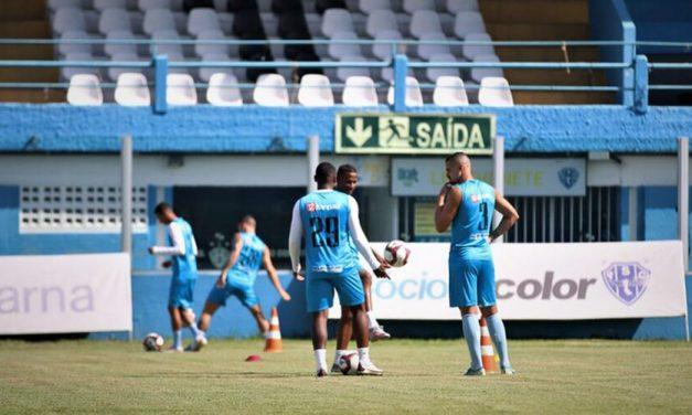 Atacante já pode estrear pelo Paysandu na Série C