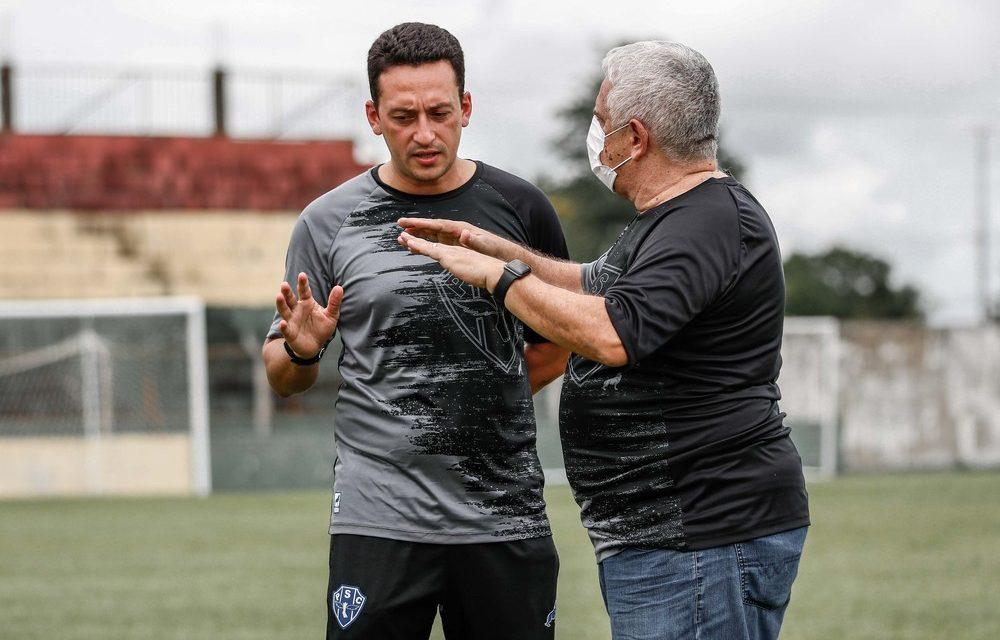 Ettinger afirma que pelo menos mais três atletas devem chegar ao Paysandu para a Série C