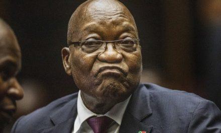 Jacob Zuma, ex-presidente da África do Sul é condenado à prisão