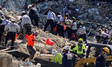 Desabamento em Miami: equipes de resgate entram no 6º dia de buscas com 11 mortos e 150 desaparecidos