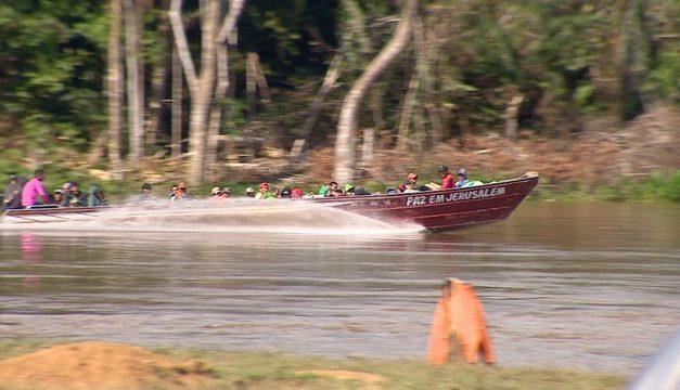 Polícia Federal deflagra operação para retirar garimpeiros da Terra Indígena Yanomami
