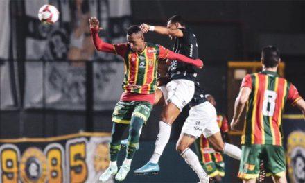 Remo é derrotado pelo Sampaio Correa-MA em pleno Baenão