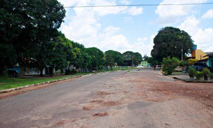 Pavimentação promete retomada econômica de Tauarí e Mirasselvas