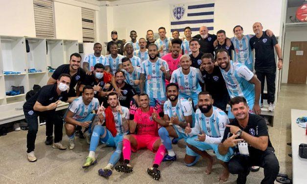 Paysandu tem início de Série C melhor que a temporada passada, mas sofre com críticas da torcida