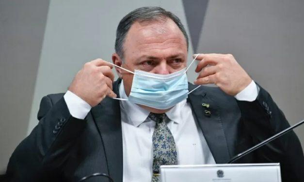 MPF acusa Pazuello de causar prejuízo de R$ 122 mi por gestão na pandemia