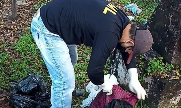 Ossada de criança é encontrada dentro de mochila em cemitério de Cametá