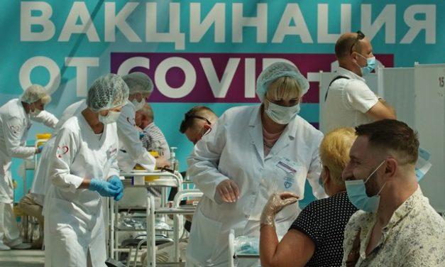 Indonésia e Rússia registram novos recordes de mortos por Covid-19 em 24h