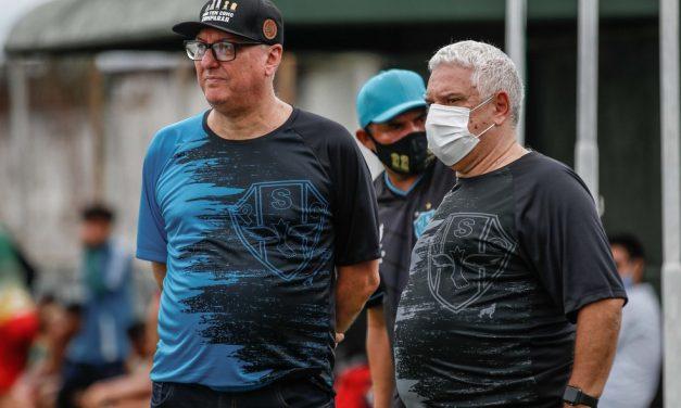 Presidente do Papão estima R$ 3 milhões de prejuízo nos jogos sem público e estipula meta com a Fiel