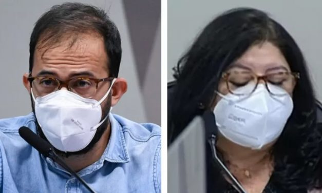 Irmão de deputado Luis Miranda desmente fala da depoente na CPI da Covid