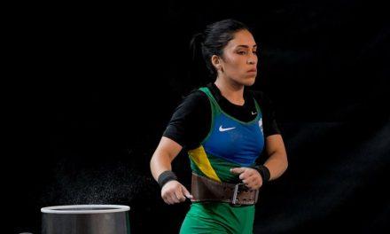 Natasha Rosa é confirmada nas Olimpíadas após ter suspensão retirada
