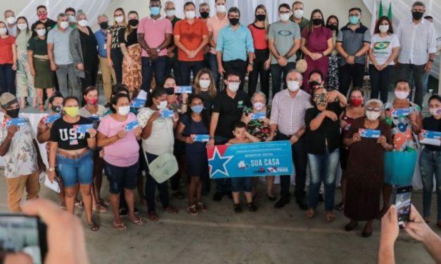 Recursos do 'Sua Casa' chegam a mais de 100 famílias em Barcarena