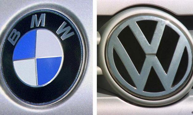 União Europeia multa BMW e Volkswagen por cartel na redução de emissões